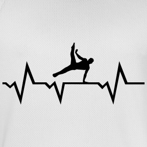 Gymnast, Gymnastics, Heartbeat - men Sports wear - Men's Basketball Jersey