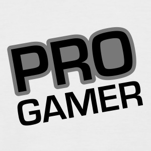 Pro Gamer - Men's Baseball T-Shirt