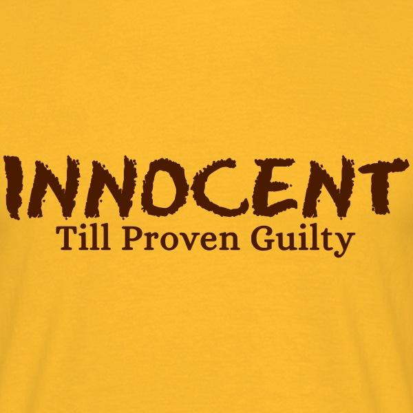 innocent T-shirts - Mannen T-shirt