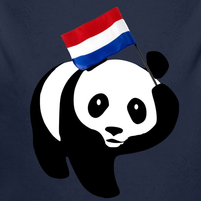 Nederlandse Panda romper