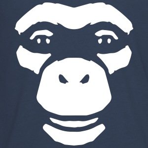 MONKEY FACE Long Sleeve Shirts - Teenagers' Premium Longsleeve Shirt