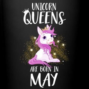 UNICORN QUEENS ARE BORN IN MAY Mugs & Drinkware - Full Colour Mug