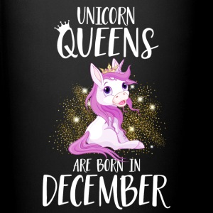 UNICORN QUEENS ARE BORN IN DECEMBER Mugs & Drinkware - Full Colour Mug