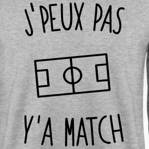 J'peux pas y'a match 1c Sweat-shirts - Sweat-shirt Homme