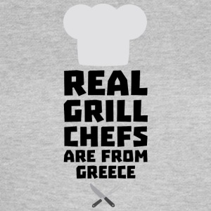 Real Grill Chefs are from Greece S75zj T-Shirts - Women's T-Shirt