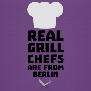 Real Grill Chefs are from Berlin Sn803 Shirts - Teenage Premium T-Shirt