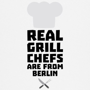 Real Grill Chefs are from Berlin Sn803 Baby Long Sleeve Shirts - Baby Long Sleeve T-Shirt