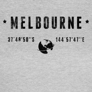 Melbourne T-shirts - Vrouwen T-shirt