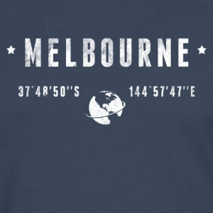 Melbourne  Long sleeve shirts - Men's Premium Longsleeve Shirt