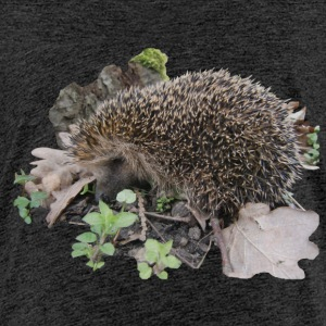 hedgehog - Premium-T-shirt barn