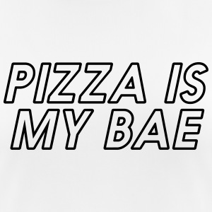 PIZZA IS MY BAE T-Shirts - Frauen T-Shirt atmungsaktiv