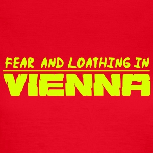 F&L in Vienna - Frauen T-Shirt