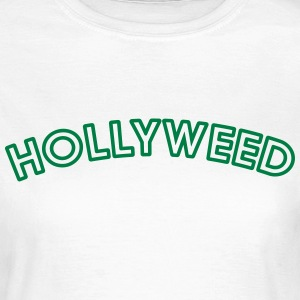 Hollyweed T-Shirts - Frauen T-Shirt