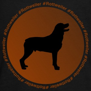 Rottweiler Long Sleeve Shirts - Teenagers' Premium Longsleeve Shirt