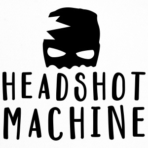 headshot machine Caps & Mützen - Trucker Cap