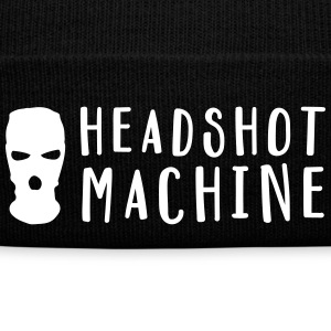 HEADSHOT MACHINE Caps & Mützen - Wintermütze