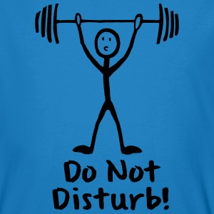 DON'T DISTURB T-Shirts - Men's Organic T-shirt