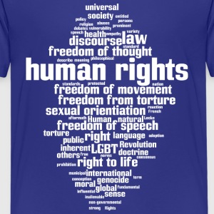 human rights T-Shirts - Teenager Premium T-Shirt