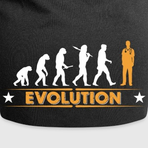 Pfleger Evolution - orange/weiss Caps & Mützen - Jersey-Beanie