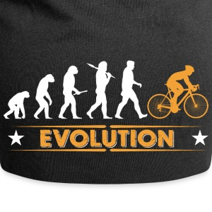 Cykling evolution - orange/hvid Kasketter & huer - Jersey-Beanie