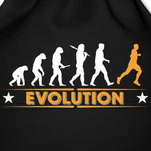 Running Evolution - orange/weiss Baby Cap - Baby Cap