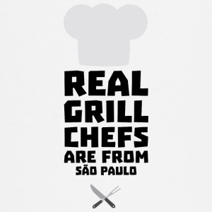 Real Grill Chefs are from São Paulo Spw73 Baby Long Sleeve Shirts - Baby Long Sleeve T-Shirt