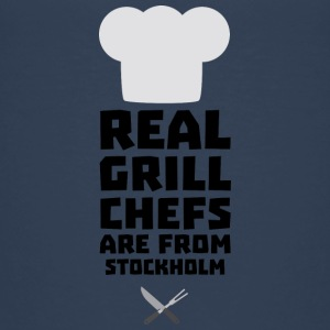 Real Grill Chefs are from Stockholm S6kq5 Shirts - Kids' Premium T-Shirt