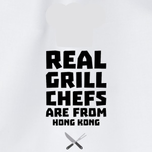 Real Grill Chefs are from Hong Kong S6vr3 Bags & Backpacks - Drawstring Bag