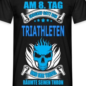 TRIATHLETEN T-Shirts - Männer T-Shirt