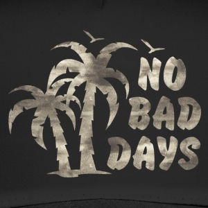 NO BAD DAYS Caps & Hats - Trucker Cap