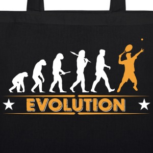 Tennis Evolution - orange/weiss Vesker & ryggsekker - Bio-stoffveske