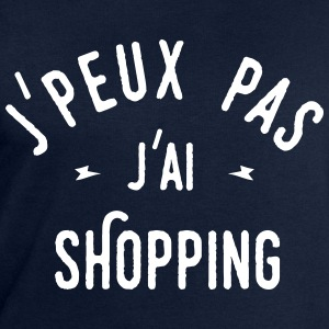 J'PEUX PAS J'AI SHOPPING Sweat-shirts - Sweat-shirt Homme Stanley & Stella