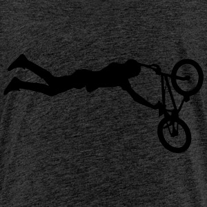 BMX Bicycle Sports Bike Shirts - Kinderen Premium T-shirt