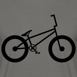BMX Bicycle Sports Bike T-shirts - T-shirt herr