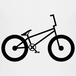 BMX Bicycle Sports Bike T-shirts - Premium-T-shirt tonåring