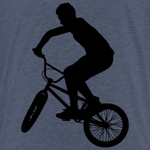 BMX Bicycle Sports Bike Shirts - Teenager Premium T-shirt