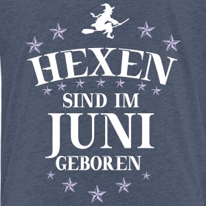 Hexen Juni T-Shirts - Teenager Premium T-Shirt