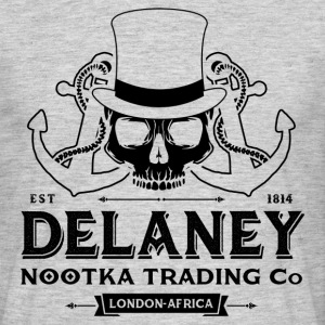 Delaney Nootka Trading Co. T-Shirts - Men's T-Shirt