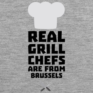 Real Grill Chefs are from Brussels Sxq73 Sports wear - Men's Premium Tank Top