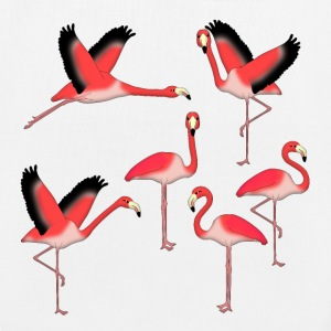 Flamingo selection Bags & Backpacks - EarthPositive Tote Bag