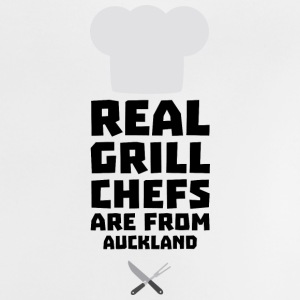 Real Grill Chefs are from Auckland S37l9 Baby Shirts  - Baby T-Shirt