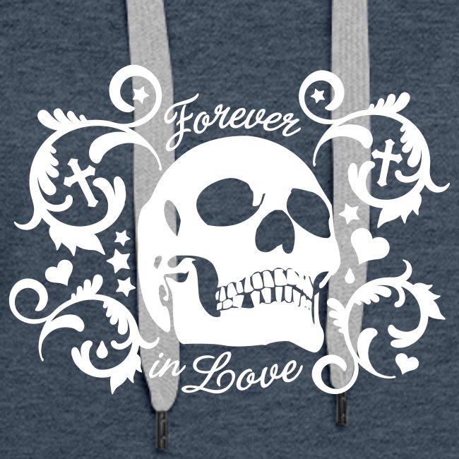 Forever in love, Hood (white)