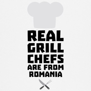 Real Grill Chefs are from Romania S2a9z Baby Long Sleeve Shirts - Baby Long Sleeve T-Shirt