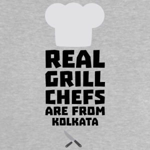 Real Grill Chefs are from Kolkata S16lr Baby Shirts  - Baby T-Shirt