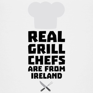 Real Grill Chefs are from Ireland S0n7k Shirts - Kids' Premium T-Shirt
