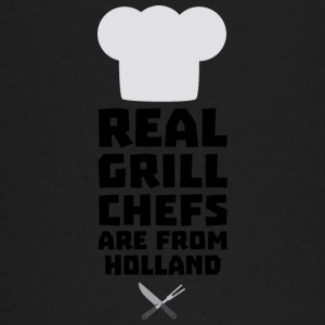 Real Grill Chefs are from Holland S3q61 Baby Long Sleeve Shirts - Baby Long Sleeve T-Shirt
