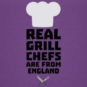 Real Grill Chefs are from England Sqqk3 Shirts - Teenage Premium T-Shirt