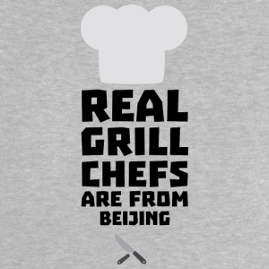 Real Grill Chefs are from Beijing Sa56a Baby Shirts  - Baby T-Shirt