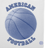 American Football Tote Bag - Tote Bag