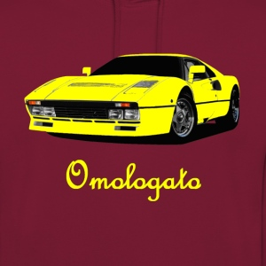 Omologato Sweat-shirts - Sweat-shirt à capuche unisexe